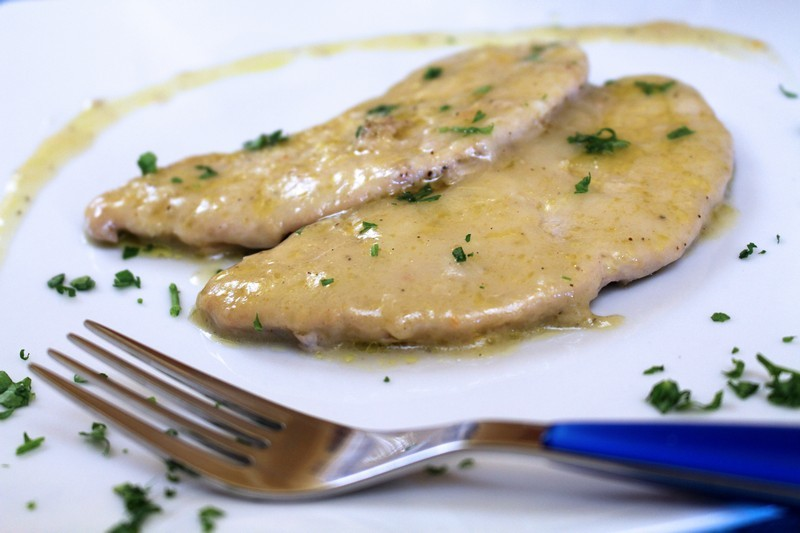 Scaloppine all'IPA