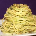 Spaghetti alla weissbier e bouquet di erbe aromatiche