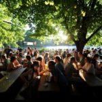 Giardini della Birra: tradizione di Franconia e di Baviera!