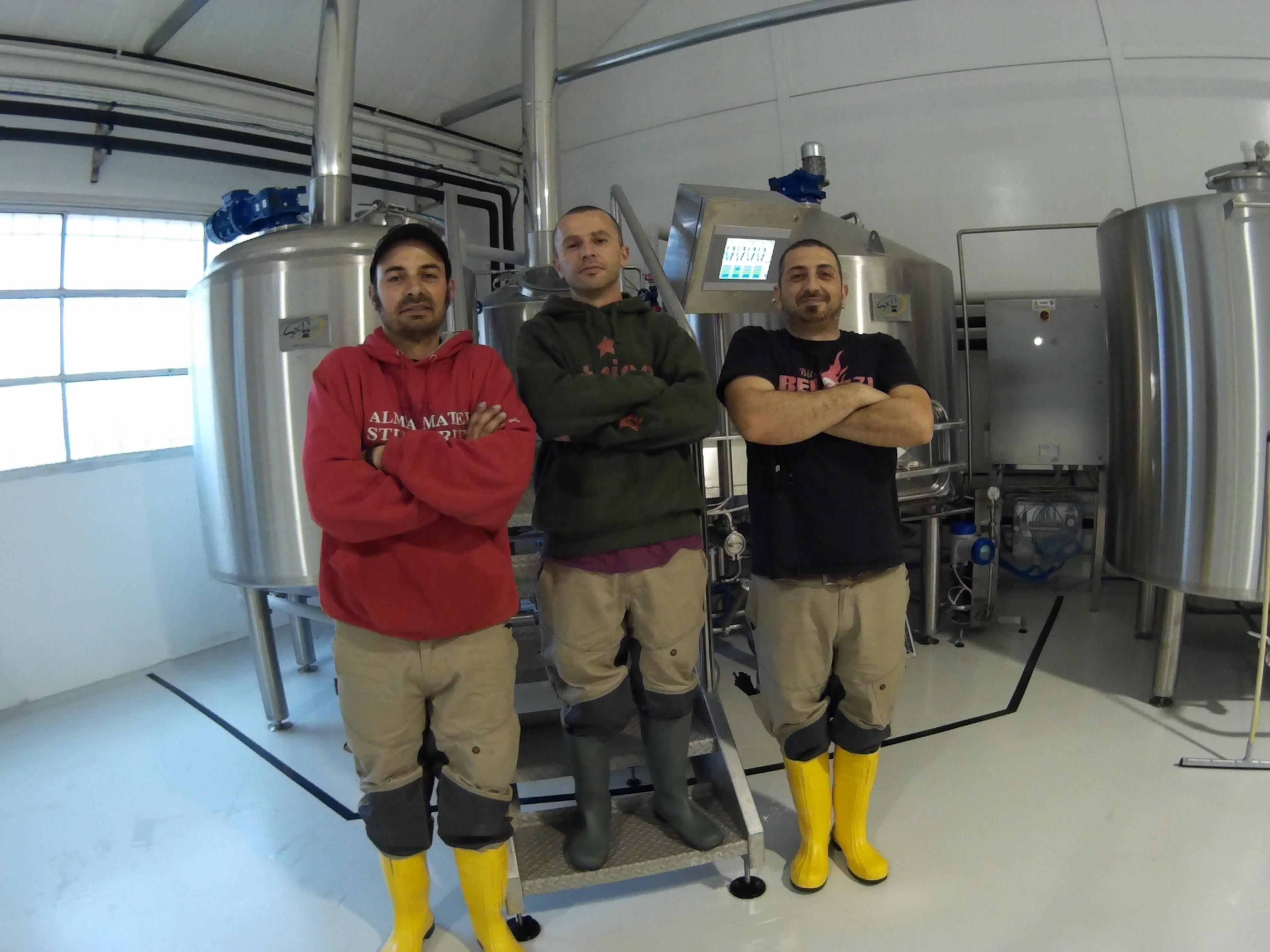 Da beer firm a birrificio: l'esperienza di Birra Bellazzi