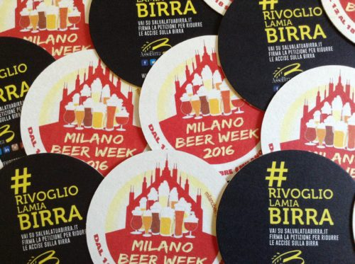 Milano Beer Week 2016 e Assobirra insieme