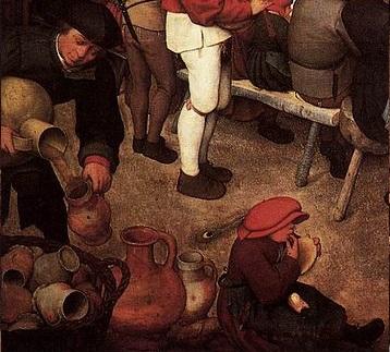 La birra nelle opere di Bruegel il Vecchio
