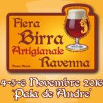 Fiera Birra Artigianale sbarca a Ravenna dal 4 al 6 novembre