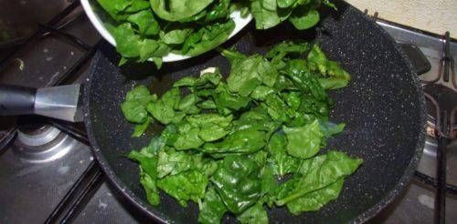 spinaci birraa