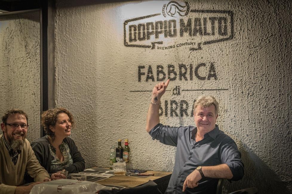 Doppio Malto: da birrificio artigianale d'eccellenza a brewpub diffuso