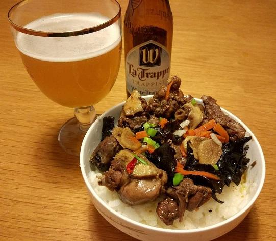 Anatra alla birra blanche – 白啤酒鸭