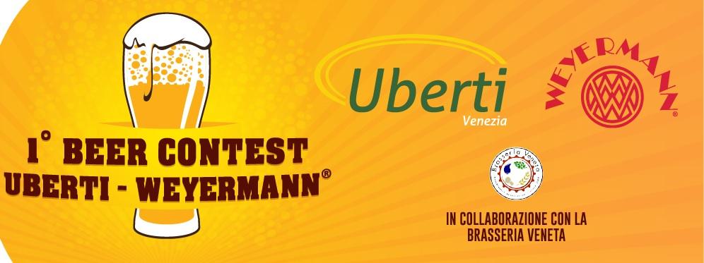 Al via il Primo Beer Contest Uberti – Weyermann per homebrewers: ecco come partecipare!