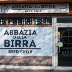 ABBAZIA DELLA BIRRA: il primo beer-shop di Trento!