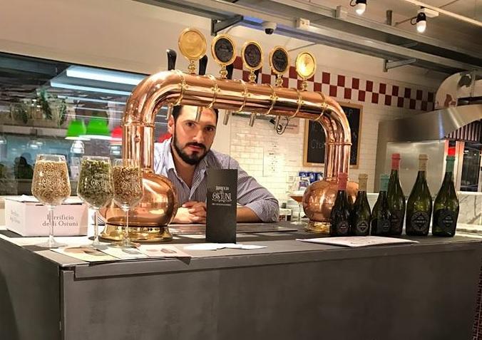 Birrificio degli  Ostuni: birre da cinema!