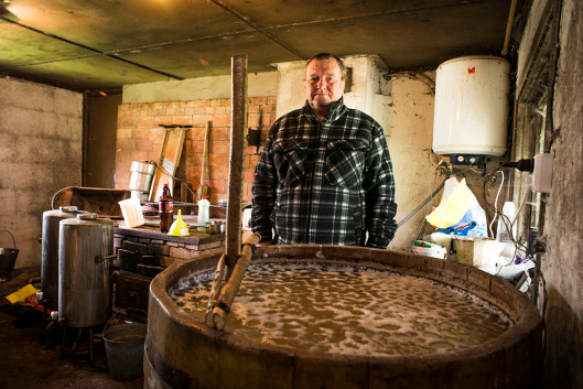 La birra tradizionale dei contadini scandinavi