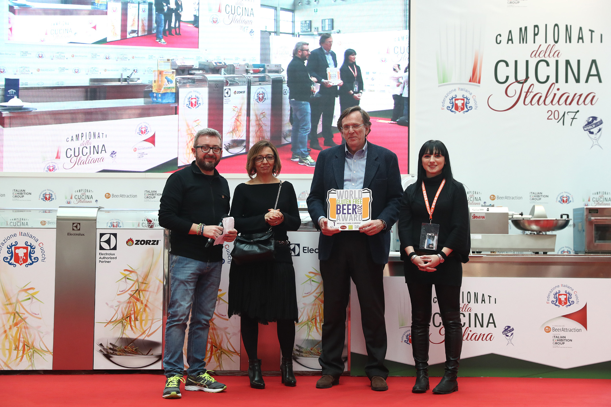 A Beer Attraction il 4° World Gluten Free Beer Award e il 3° Italian Low Gluten Beer Award