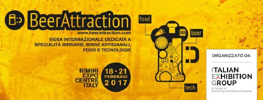 Beer Attraction  III edizione: -24h all'inaugurazione!