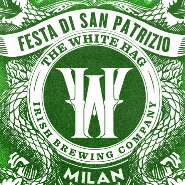A San Patrizio arriva in Italia The White Hag