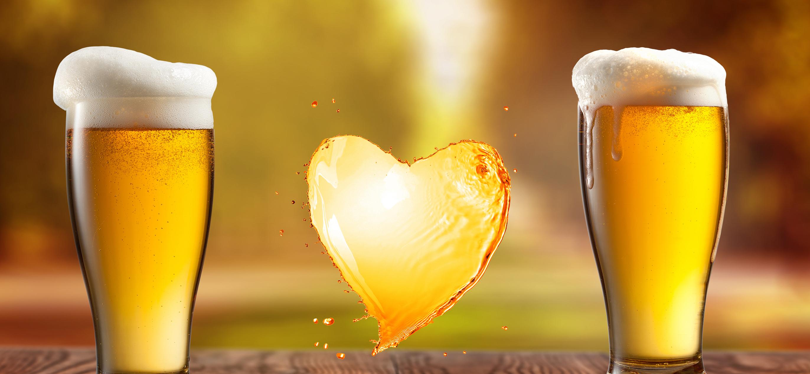San Valentino a lume di birra!