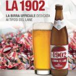 La 1902: ad ogni gol del Vicenza si brinda con la birra!