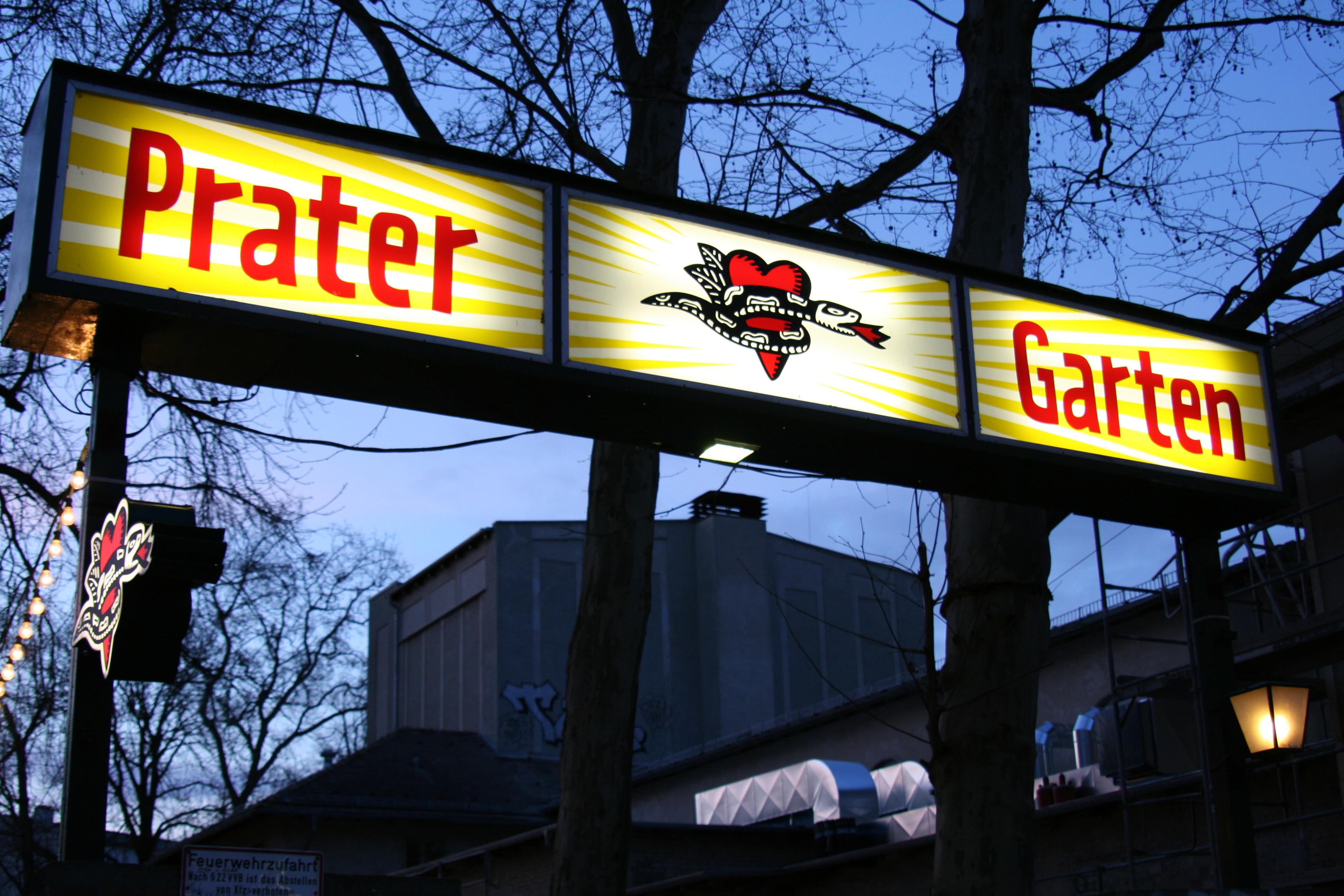 Il Prater: la più antica e famosa birreria di Berlino!
