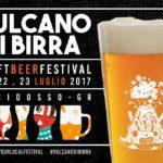 Al via la prima edizione di Vulcano di Birra!