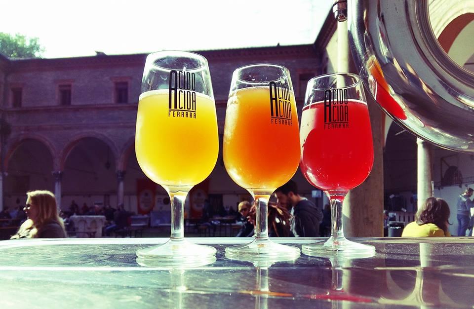 Ferrara capitale della birra britannica: torna il festival Acido Acida