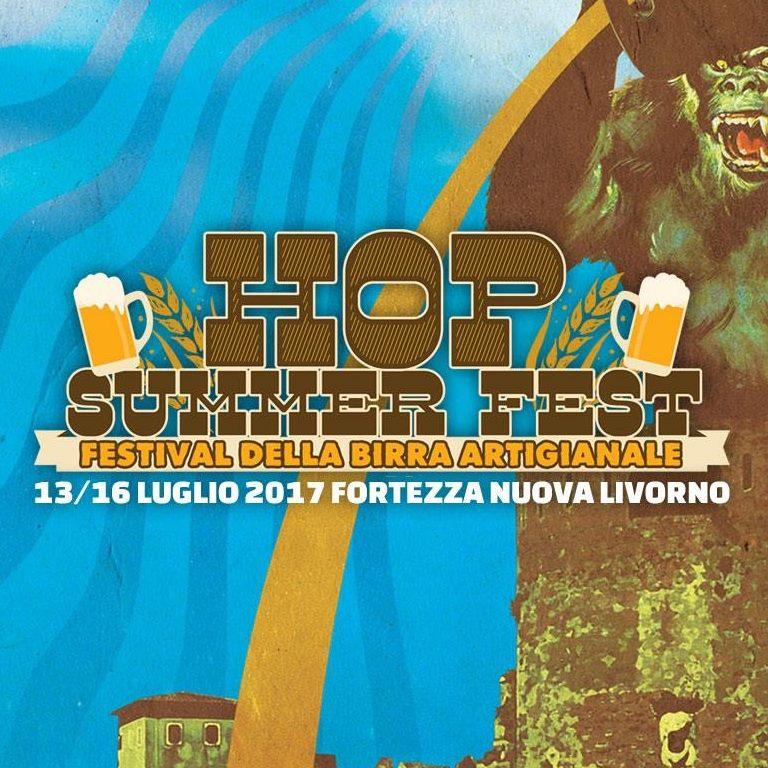 Hop Summer Fest: dal 13 al 16 luglio a Livorno!