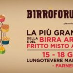 BIRRÒFORUM 2017: a Roma nel weekend!