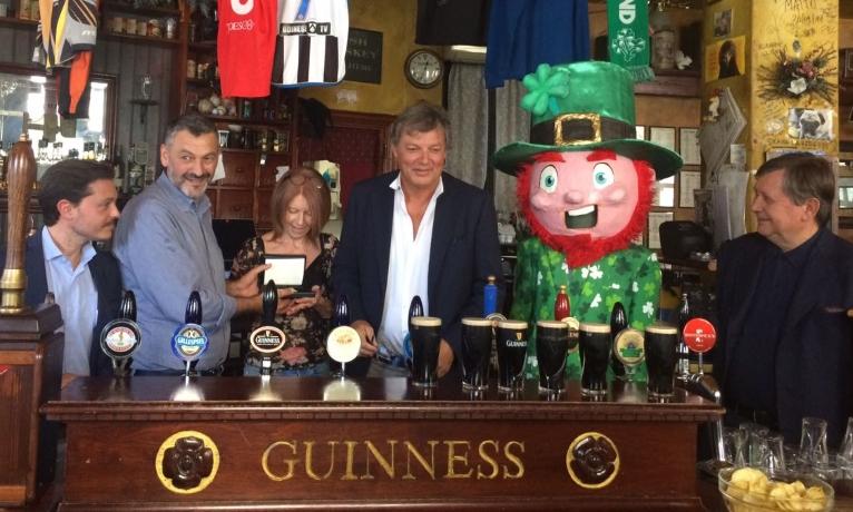 Black Stuff: l'unico pub italiano presente nel Wall of Fame di Guinness