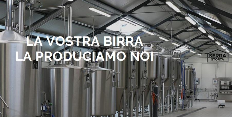 Serra Storta: il primo birrificio conto terzi in Italia dedicato unicamente ai beerfirmer