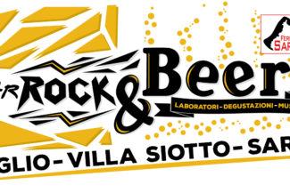 SarRock & Beer: la festa delle birre artigianali vi aspetta nel WE in Sardegna !
