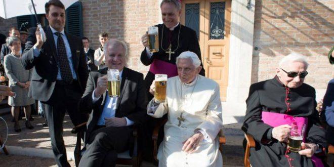 Birra al posto del vino a Messa: la circolare di divieto del Dicastero Vaticano