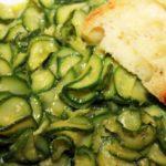 Zucchine spadellate alla IPA