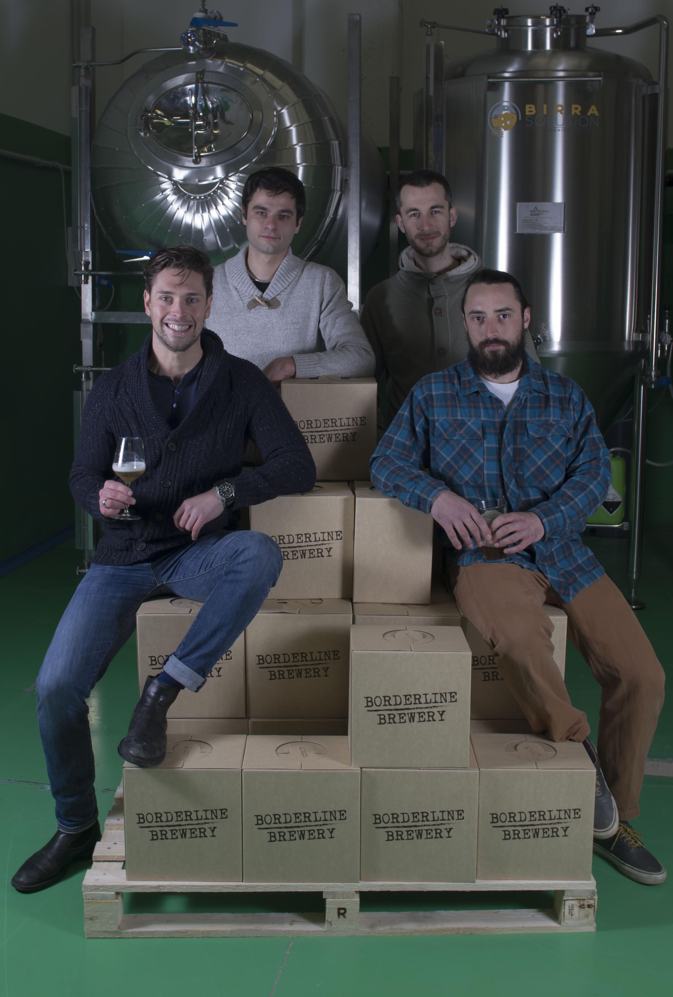 """Birrificio BORDERLINE BREWERY: """"Birra fuori stile"""""""