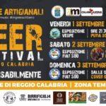 Nel WE il lungomare di Reggio Calabria dedicato alla birra!