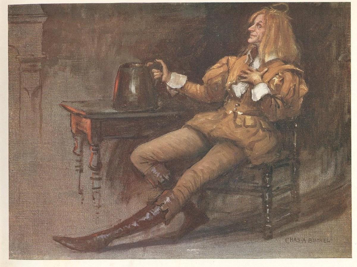 William Shakespeare: l'amore dichiarato per la birra!