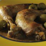 Anatra alla IPA e olive nere