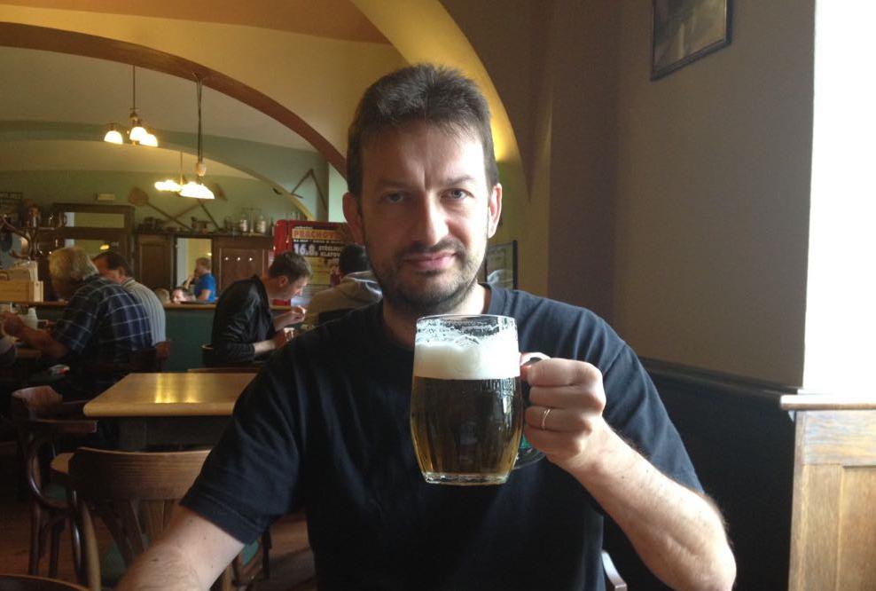 Quattro chiacchiere con Davide Bertinotti, il papà del Beer Bone e di molti libri per homebrewers