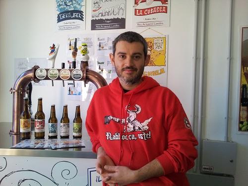 A Vigevano le alte fermentazioni del birrificio Conte Gelo!