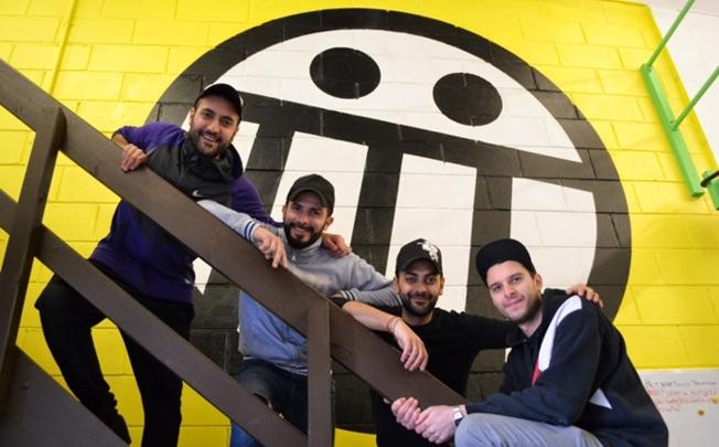 """Voglia di """"cominciare"""": il sogno italiano in UK del Birrificio Brewheadz"""