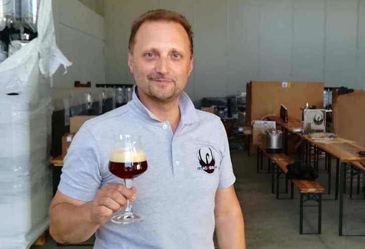 Blackswan: quando la passione per la birra si unisce all'amore per la famiglia!
