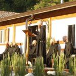 #LEFFEPERNORCIA: la bella storia che ha unito i monaci benedettini di Norcia a Leffe, per la ricostruzione