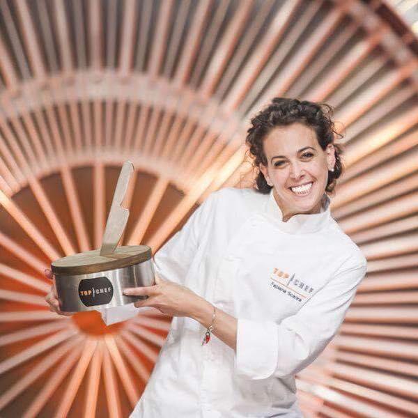 Da Top Chef alla cucina con la birra: la nostra intervista a Fabiana Scarica