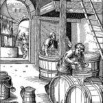Libri antichi sulla birra: del vino, dei vini artificiali (birra) e della fabbricazione dell'aceto, 1816