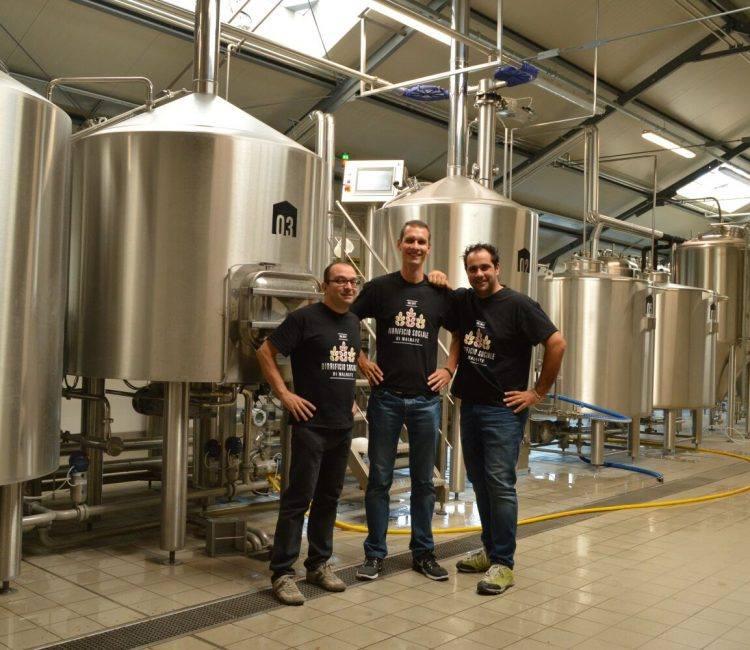Sta arrivando… la Birra Sociale di Malnate!