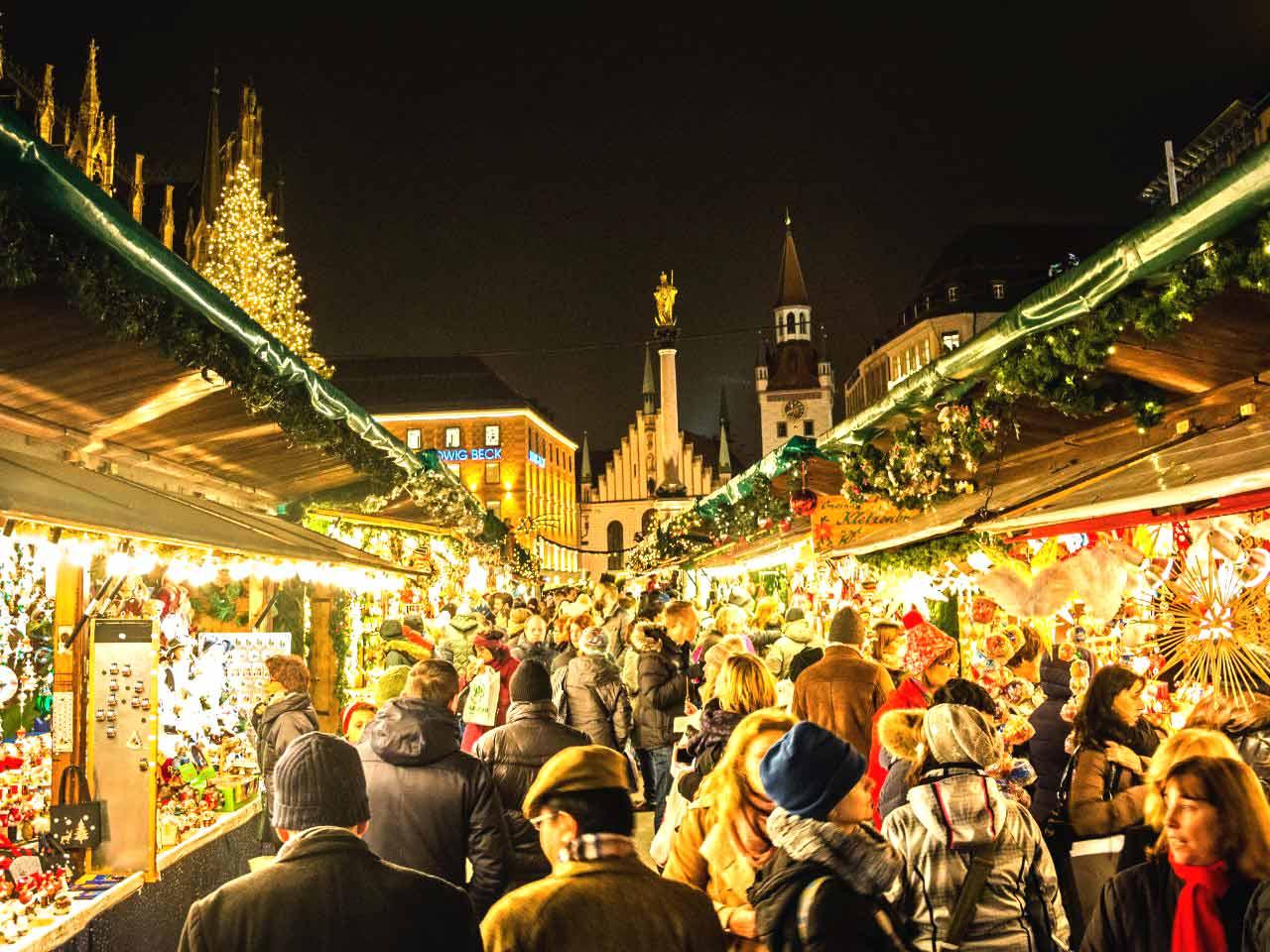 Birra e mercatini di Natale: che passione!