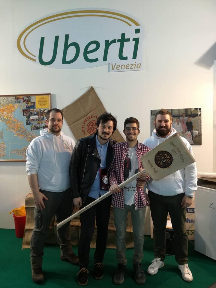 La grande festa di Uberti Srl: 100 anni di professionalità al servizio dei birrifici