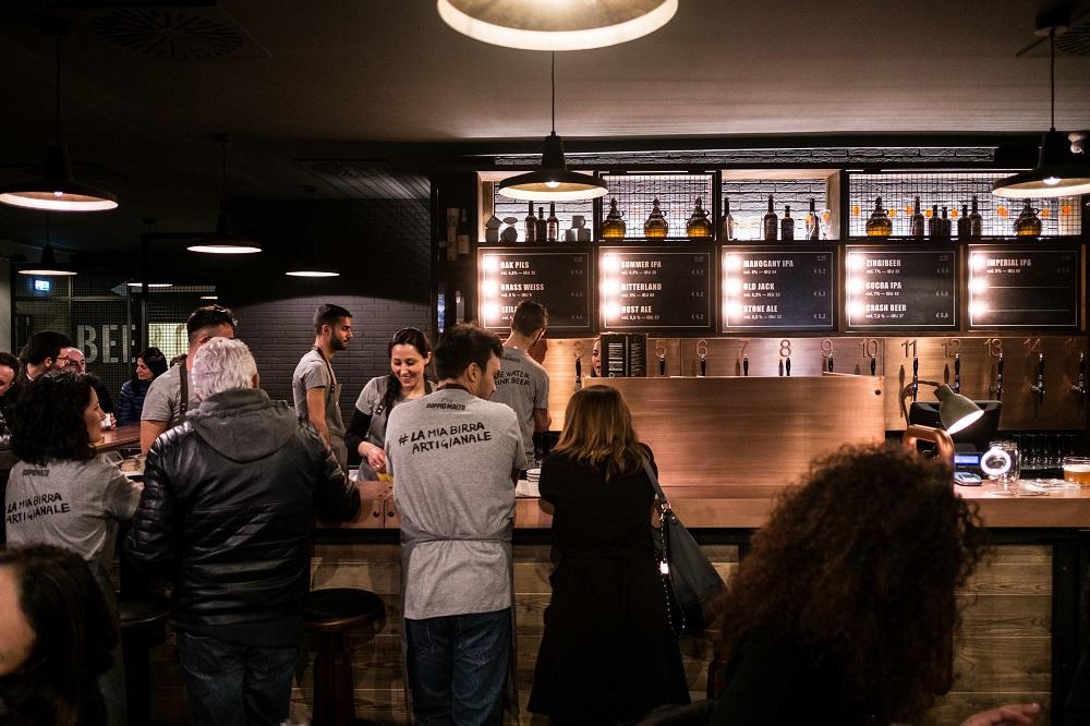 Doppio Malto sbarca al Sud: apre il Brew Restaurant a Bari