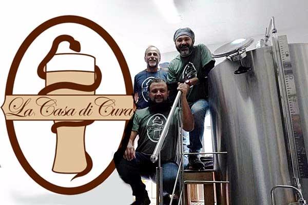 La birra de La Casa di Cura!