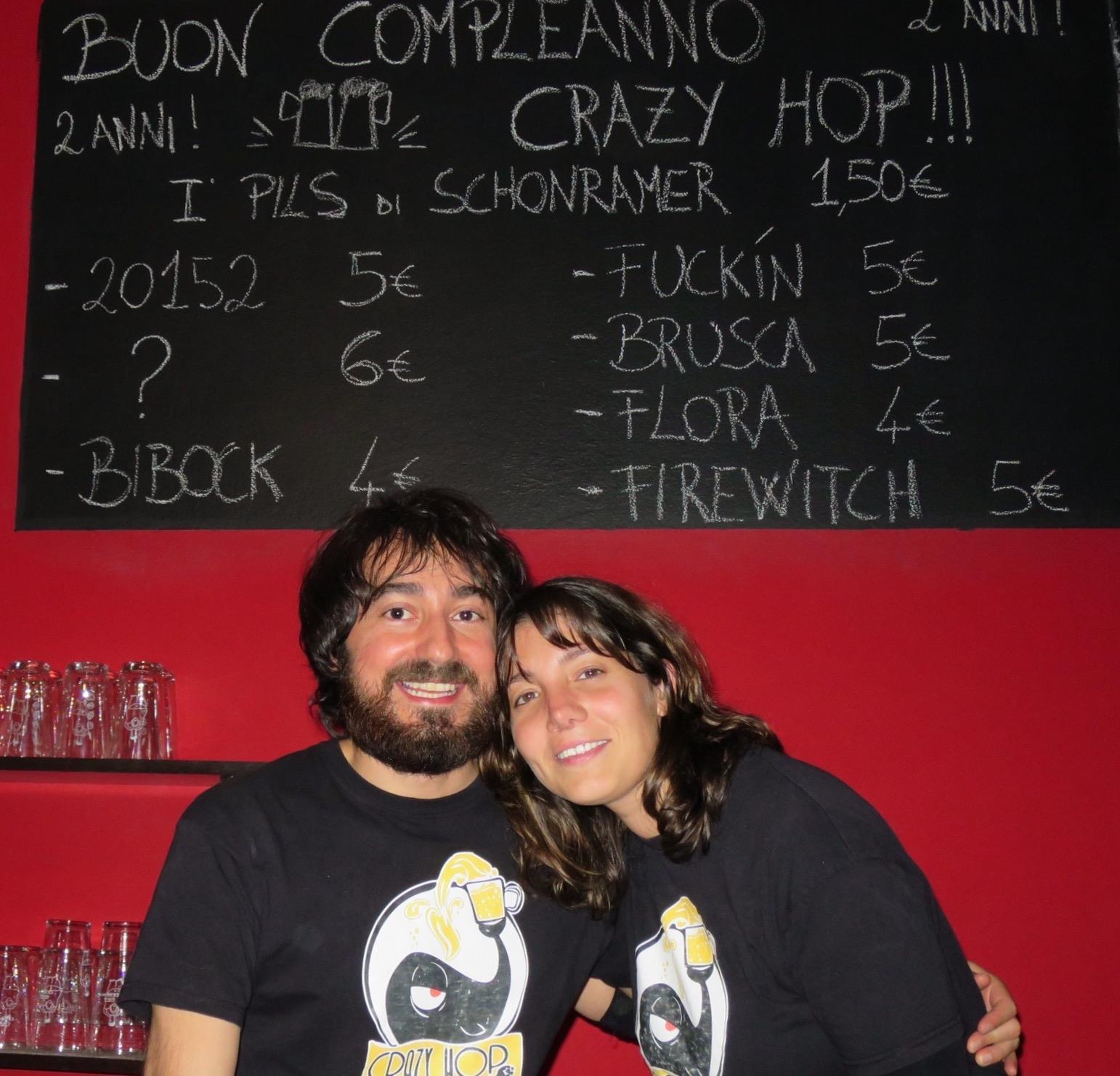 Crazy Hop: la Birra Artigianale è arrivata nel cuore di Baggio (Milano)!