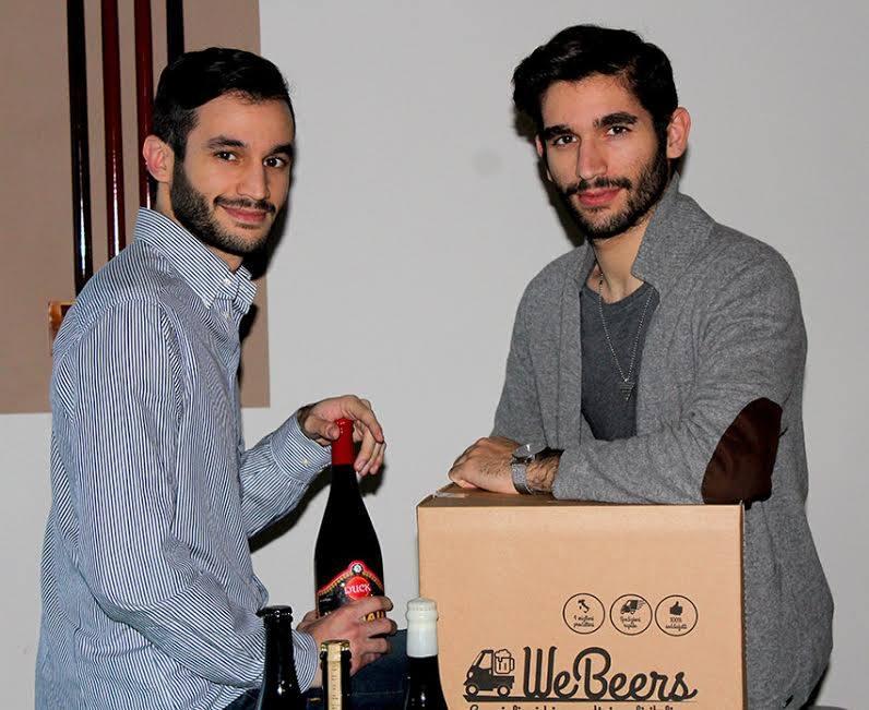 Webeers: birra artigianale a domicilio!