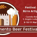Dal 9 all'11 marzo la Birra si beve al Castello Bolognini di Sant'Angelo Lodigiano!