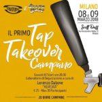 Le birre Campane arrivano a Milano, allo Scott Duff!
