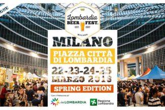Torna il Lombardia Beer Fest, 15 i birrifici presenti!